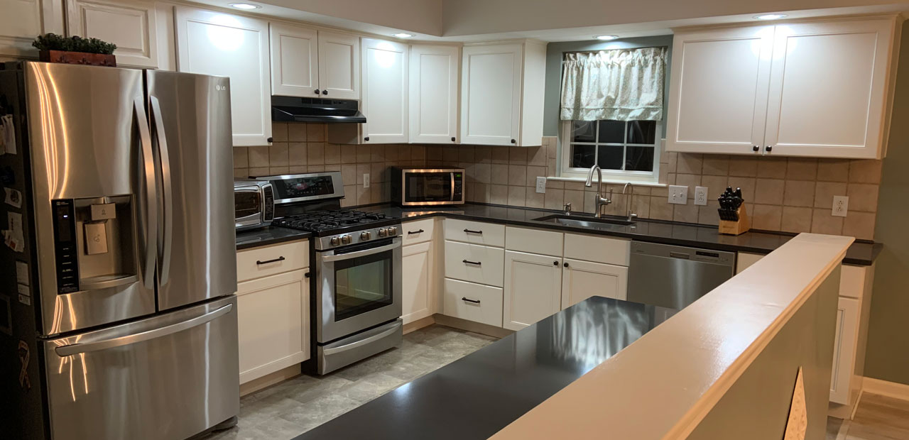 Berks Lehigh Sw Custom Cabinets Refacing Remodeling Kitchen Tune Up